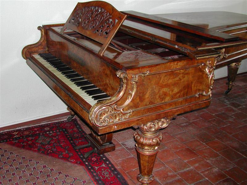 Collard and Collard grand piano (1)