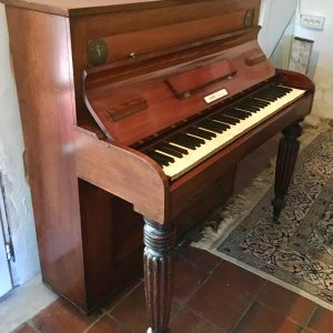 19th Century Upright Piano