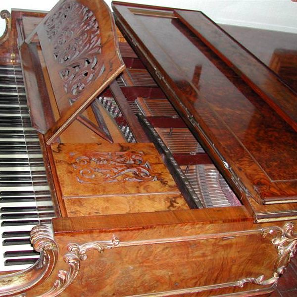 Collard and Collard grand piano (5)